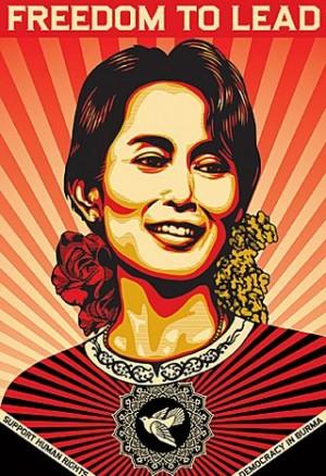 Aung San Suu Kyi: Embodying the People's Dream