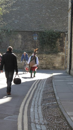 May Morning in Oxford