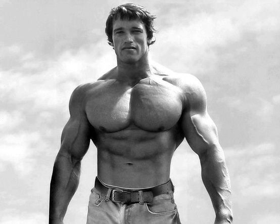 Arnie in the 1970s. Leo Sun, Cancer Rising, Venus is 7° from ASC