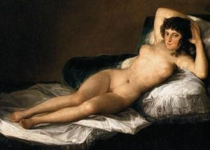 Venus in Aries: Francisco de Goya