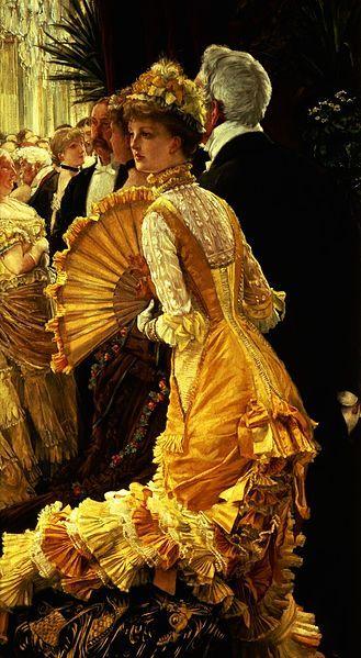 The Ball -- James Tissot