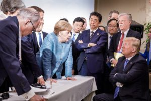 Mutti, the Wunderkind and the Naughty Chair